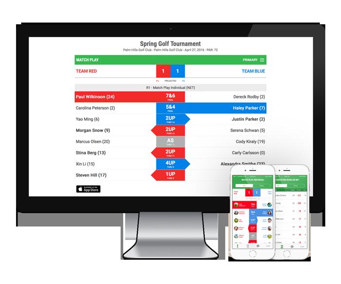 Golf GameBook | Golf Live Leaderboard App, Golf Live tournament app